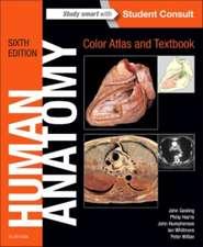 Atlas de anatomie Gosling: Human Anatomy