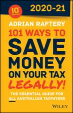 101 Ways to Save Money on Your Tax – Legally! 2020 – 2021