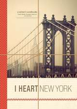 New York Eco Writer's Notebook:  480 Sticky Notes