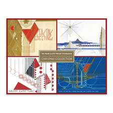 Frank Lloyd Wright Holiday Deluxe Notecard Collection
