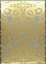 Oro y Plata Correspondence Diecut Boxed Notecards