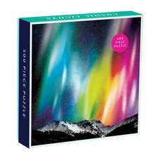 Cosmic Lights 500 Piece Puzzle