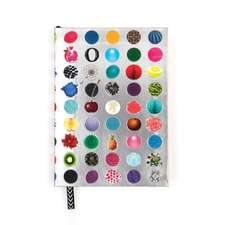 Christian LaCroix Heritage Collection Couture Candies A6 Layflat Notebook