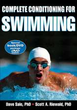 Complete Conditioning for Swimming [With DVD]:  Steps to Success