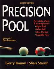 Precision Pool - 2nd Edition:  Stability Ball Games