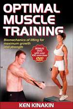 Optimal Muscle Training [With DVD]