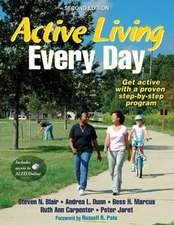 Active Living Every Day [With Access Code]