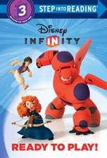 Ready to Play! (Disney Infinity)