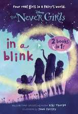In a Blink/The Space Between:  The Never Girls)