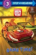 Game Time! (Disney Wreck-It Ralph 2)