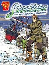 Shackleton and the Lost Antartic Expedition