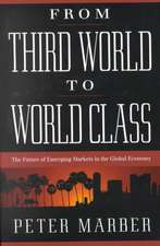 From Third World To World Class: The Future Of Emerging Markets In The Global Economy