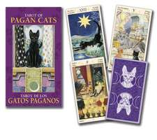Tarot of Pagan Cats Mini Deck