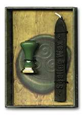 Celtic Sealing Wax [With Sealing Wax and Stamp Designs]:  The True Story of a Rock Band's Terrifying Encounters with the Dark Side
