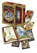 Apokalypsis Tarot Kit:  Scrying, Spirit Communication, and Alchemical Wisdom