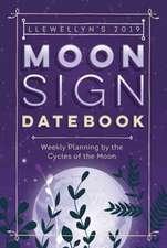 Llewellyn's 2019 Moon Sign Datebook