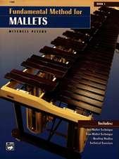 Fundamental Method for Mallets, Bk 1