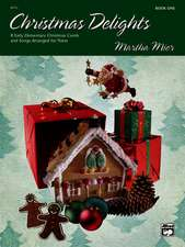 CHRISTMAS DELIGHTS BK 1