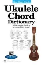 Ukulele Chord Dictionary