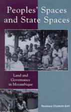 Peoples' Spaces and State Spaces