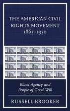 American Civil Rights Movement 1865-1950