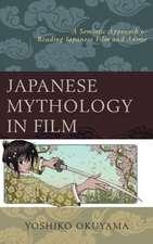 Japanese Mythology in Film