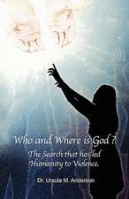 Who and Where Is God