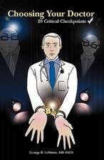 Choosing Your Doctor