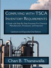 Complying with Tsca Inventory Requirements:  The Unknown