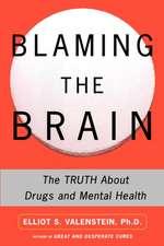 Blaming the Brain