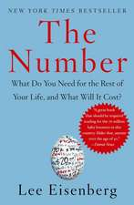 The Number:  What Do You Need for the Rest of Your Life, and What Will It Cost?
