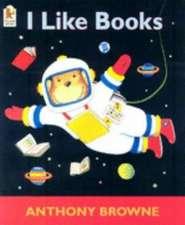 Browne, A: I Like Books