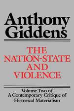 The Nation–State and Violence