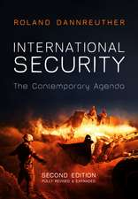 International Security: The Contemporary Agenda