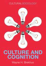 Culture and Cognition: Patterns in the Social Construction of Reality