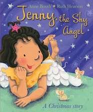 Jenny, the Shy Angel: A Christmas Story