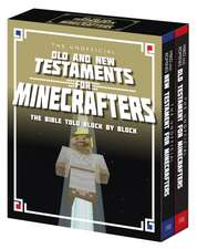 Unofficial Bible for Minecrafters OT & NT