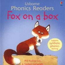 Fox On A Box Phonics Reader
