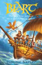 The Boy Who Set Sail on a Questionable Quest