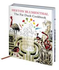 The Fat Duck Cookbook: Idee de cadou