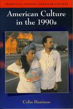 American Culture in the 1990s