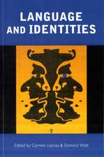Language and Identities