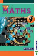 Key Maths 9/1 Pupils' Book- Revised Edition