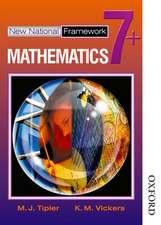 New National Framework Mathematics 7+ Pupil's Book