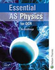 Essential AS Physics for OCR Student Book