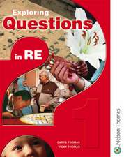 Exploring Questions in RE: 1
