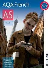 AQA AS French Student Book