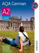 Aqa A2 German Student Book:  Workbook 2