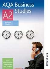 Aqa Business Studies A2:  Ethics
