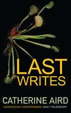 Last Writes (stories)